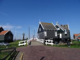 Typical house, Marken