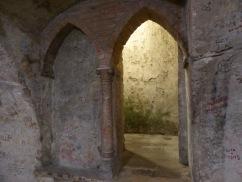 Crypt, San Francesco al Corso