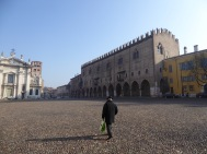 Mantua, where a murderer is exiled.