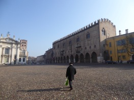 Mantua, where a murderer is exiled.