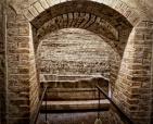 'Juliet's tomb', San Francesco al Corso