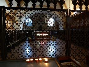 San Zeno in the crypt