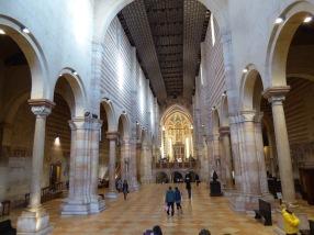 Inside San Zeno
