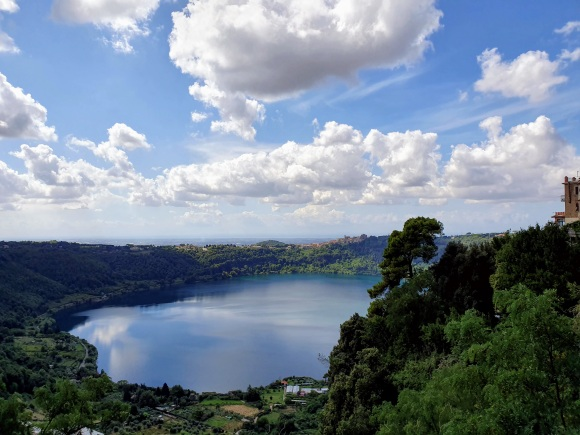 Lake Nemi, Alban Hills