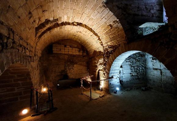 Underground, Taranto