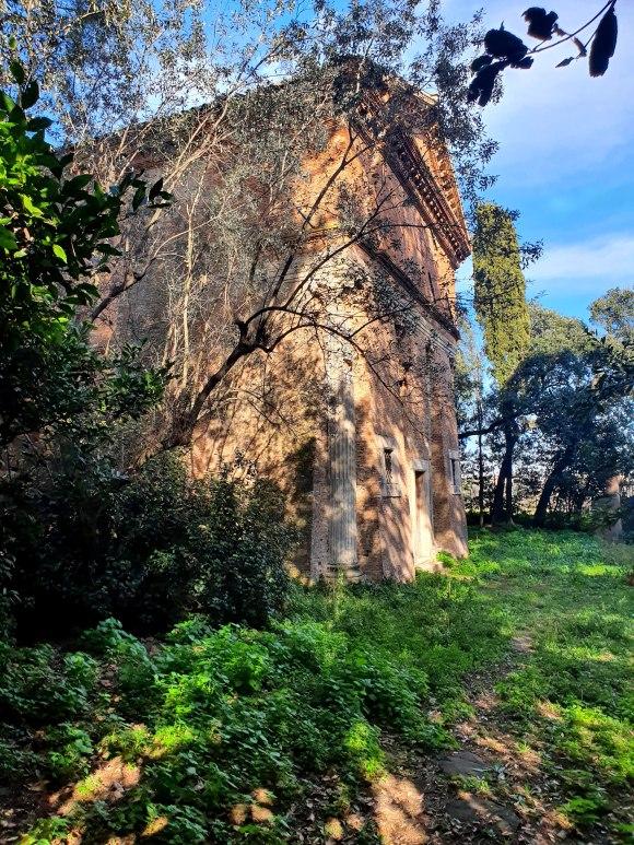 Church of Saint Urbano, Caffarella