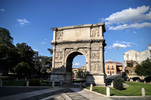 The Arch of Trajan, Benevento