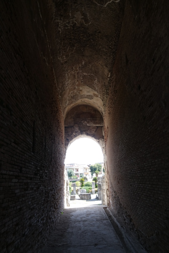 The arena, Santa Maria Capua Vetere