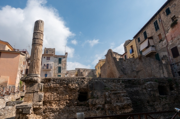 Ruins, Terracina