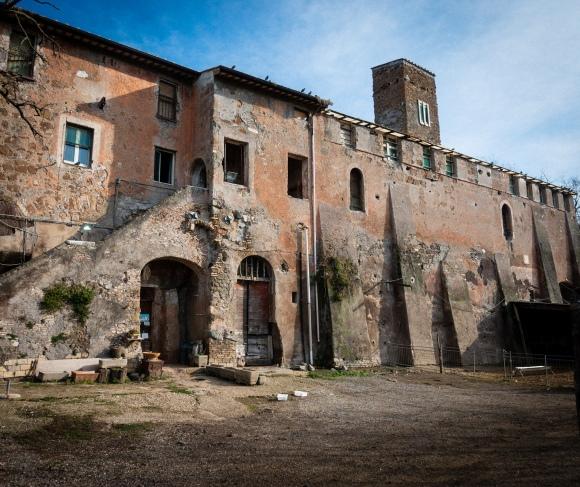 Rome, Casale Della Vaccareccia
