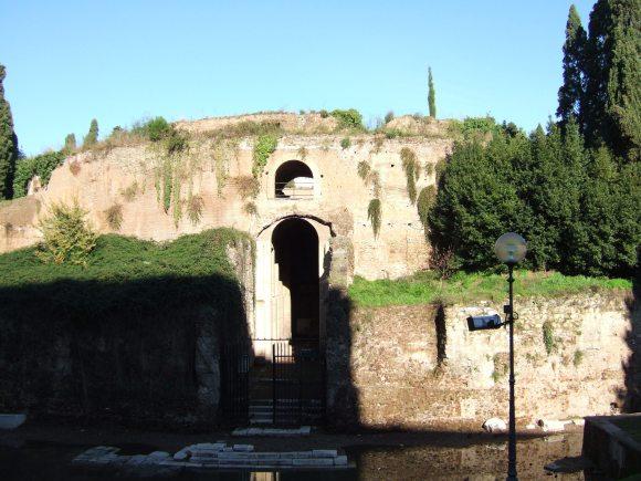 The Mausoleum of Augustus, Rome