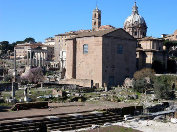 The Roman Curia